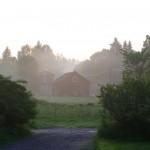 Persbo i dimma