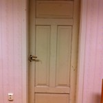 """""""nya"""" dörren"""