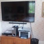 tv och ljudanläggning